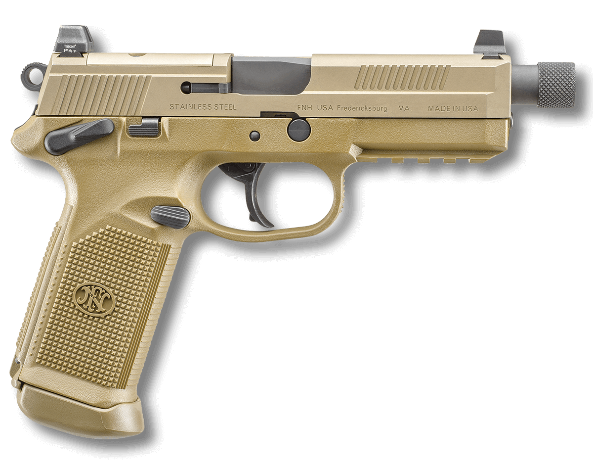 FNX™-45 Tactical | FN®