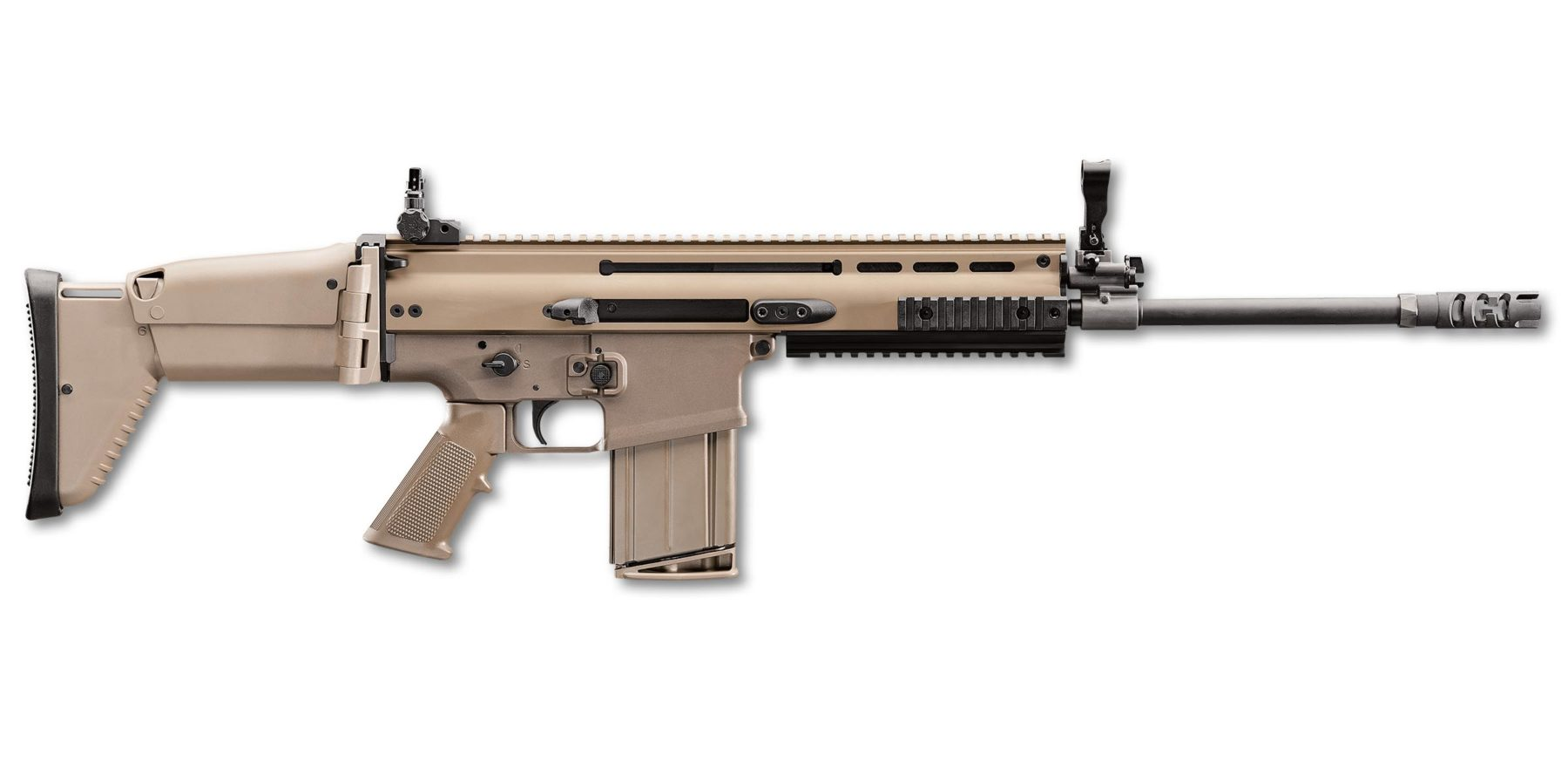 Best Bipod and Optic for an FN SCAR