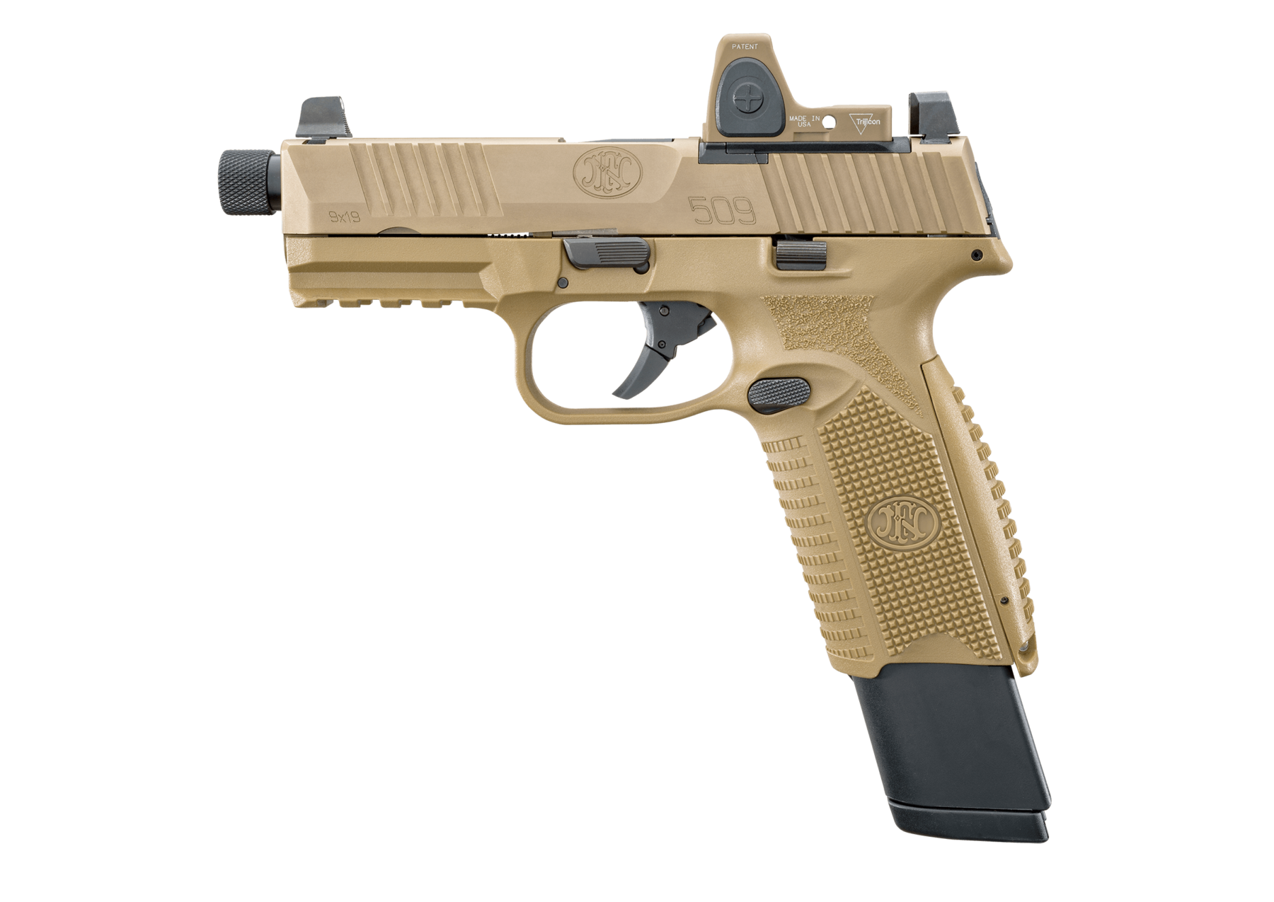fn 509 tactical review